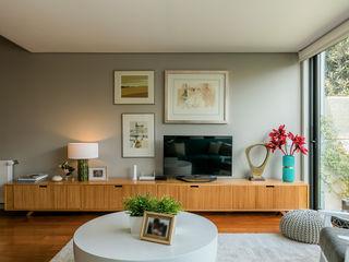 Franca Arquitectura Modern Living Room