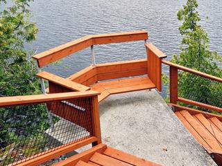 Unit 7 Architecture Pasillos, vestíbulos y escaleras modernos