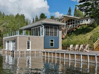 Unit 7 Architecture Casas estilo moderno: ideas, arquitectura e imágenes