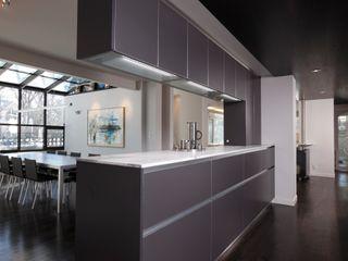 Unit 7 Architecture Cocinas de estilo moderno