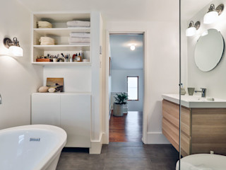 Unit 7 Architecture Baños de estilo moderno