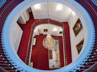 German Embassy Residence (Grade I Listed) ÜberRaum Architects Classic event venues