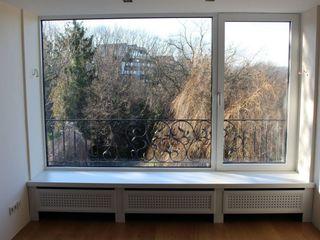 Schuster Innenausbau Estudios y despachos de estilo moderno