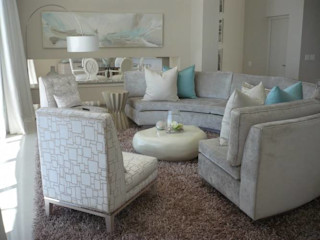 House Bantry Bay The Painted Door Design Company Living room