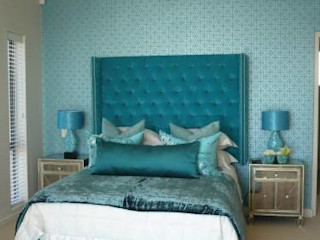 House Bantry Bay The Painted Door Design Company Minimalist bedroom
