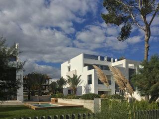 CIP Architekten Ingenieure Modern Houses Concrete White