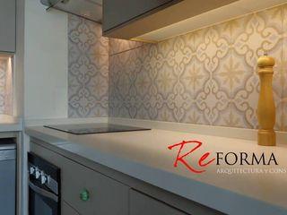 Reforma Malamud Larenas Reforma Arquitectura SpA Cocinas de estilo moderno