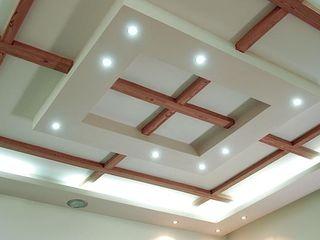 كاسل للإستشارات الهندسية وأعمال الديكور والتشطيبات العامة HouseholdRoom dividers & screens Plywood Beige