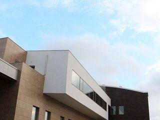 FBF materiais de construção Moderne Geschäftsräume & Stores