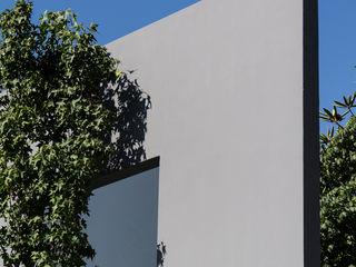 CASA ESPACIO DIONISIACO Excelencia en Diseño Casas modernas Ladrillos Gris