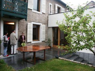 Atelier Presle 一戸建て住宅 石 灰色