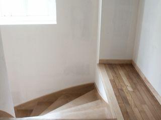 Atelier Presle モダンスタイルの 玄関&廊下&階段