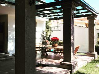 Arki3d Balcones y terrazas coloniales