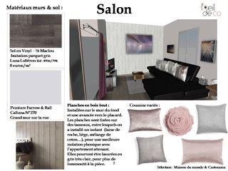 Studio à aménager L'Oeil DeCo Salle à mangerAccessoires & décorations