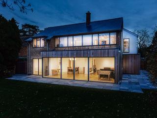 Poplar Road Adam Knibb Architects Modern houses