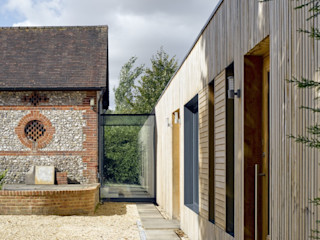 Hurdle House Adam Knibb Architects Modern houses
