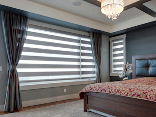 Private Residence Sonata Design Modern style bedroom