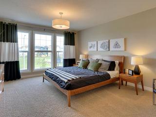 121 Hillcrest Drive Sonata Design Modern style bedroom