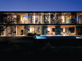 ARRCC Eclectic style houses