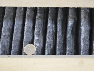 pizarra y tejado Garden Accessories & decoration Slate Black