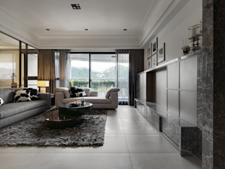 大荷室內裝修設計工程有限公司 Salones de estilo clásico