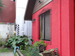 Feng Shui y Arquitectura Будинки Залізобетон Червоний