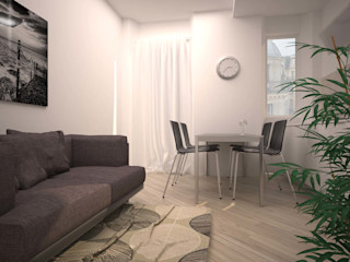 LAB16 architettura&design Modern living room