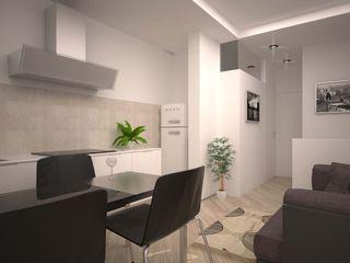 LAB16 architettura&design Modern kitchen