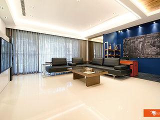 璞玉-Salim's House Unicorn Design 客廳