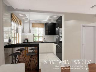 Stylownia Wnętrz Modern kitchen MDF Beige