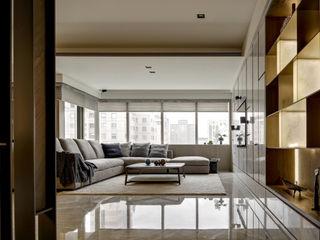 大荷室內裝修設計工程有限公司 Modern Living Room