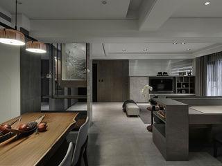 大荷室內裝修設計工程有限公司 Modern Dining Room