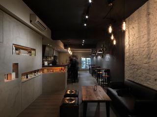 大荷室內裝修設計工程有限公司 Industrial style dining room