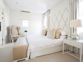 Guest Bedroom Tru Interiors Modern style bedroom