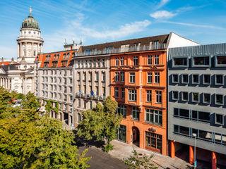 In City Immobilien AG, Jägerstr. 54-55 Philip Gunkel Photographie Klassische Bürogebäude
