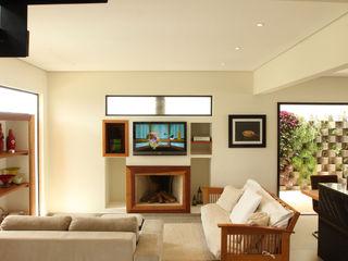 Taguá Arquitetura Salon moderne
