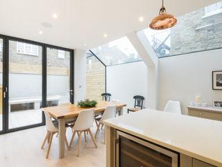 Major renovation, extension and loft. Fulham W6 TOTUS Modern kitchen