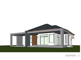 Takuapa125 Modern houses