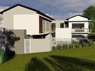 Ellipsis Architecture Modern houses