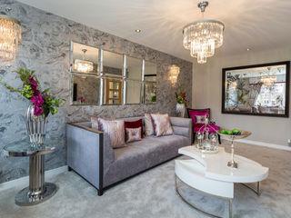 New Year - New Home Decor Ideas......... Graeme Fuller Design Ltd Modern living room