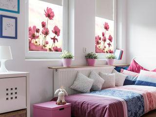 K&L Wall Art SalonesAccesorios y decoración Sintético Rosa
