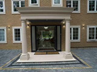 FAIRMILE LANE Concept Eight Architects Classic windows & doors