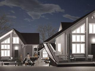 needsomespace Casas de estilo industrial
