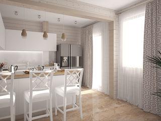 needsomespace Cocinas de estilo minimalista