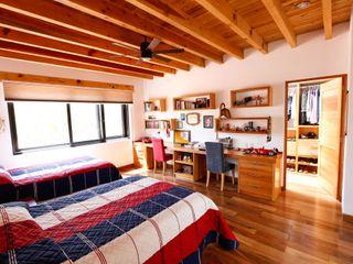 Arquitectura MAS Modern style bedroom