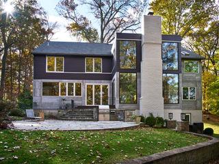 KUBE architecture Casas modernas