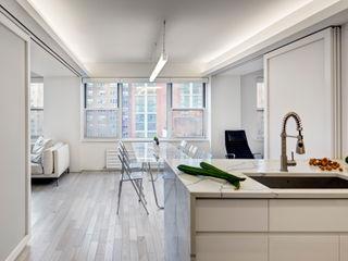 Lilian H. Weinreich Architects 餐廳 White
