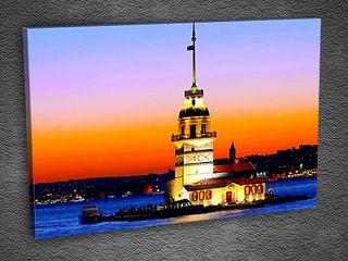 İstanbul Tabloları Tabloda Walls & flooringWall & floor coverings