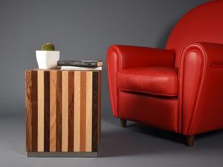 Ebanisteria Cavallaro Minimalistische Schlafzimmer Holz