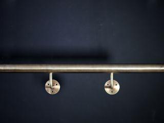 Handlauf aus Bronze Metall & Gestaltung Dipl. Designer (FH) Peter Schmitz Fenster & TürTürklinken und Zubehör